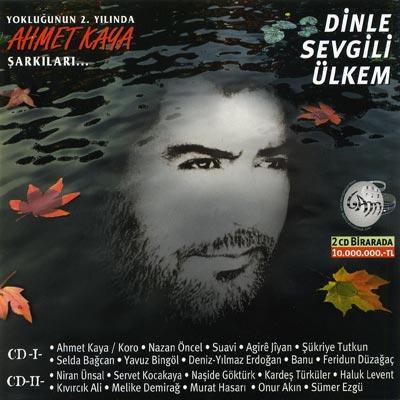 Ahmet Kaya 2002 Dinle Sevgili UlkemCd2